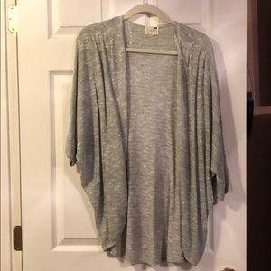 LA Hearts Sweater Cardigan